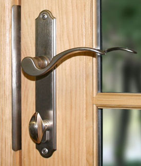 swing door handle