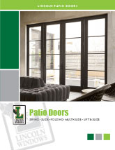 Patio Door Flyer