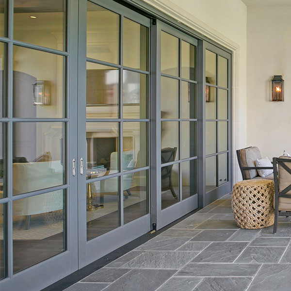 Lincoln Windows Multi Slide Patio, How Wide Can Sliding Patio Doors Be